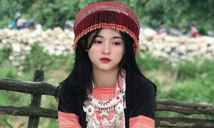 Hoa khôi 17 tuổi cao 1,70 m và những hot girl nổi tiếng quê Lào Cai