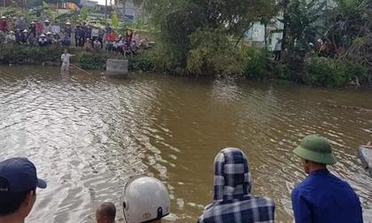 Nữ giáo viên nhảy sông tự tử ở Thái Bình, nghi do trầm cảm