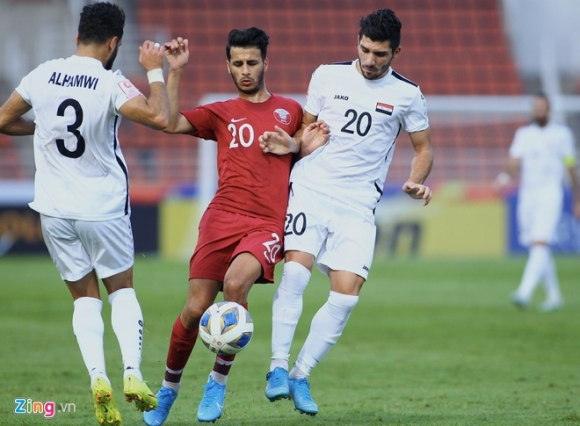 Hang thu sai lam khien U23 Qatar roi chien thang o phut bu gio hinh anh 1 4_zing_6_.jpg