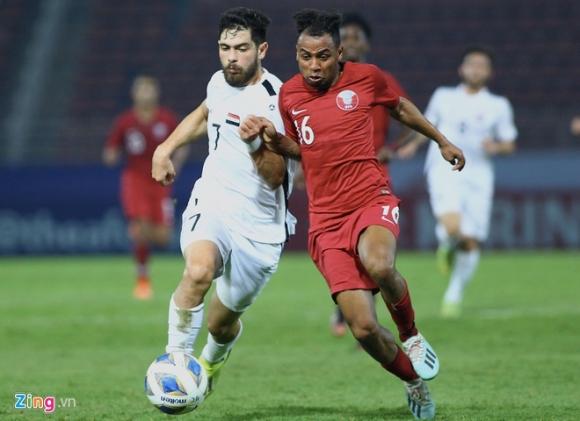 Hang thu sai lam khien U23 Qatar roi chien thang o phut bu gio hinh anh 2 6_zing_3_.jpg