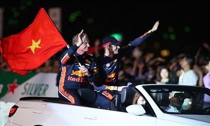 Việt Nam đăng cai đua xe F1 lọt Top 10 sự kiện Văn hoá Thể thao và Du lịch năm 2019