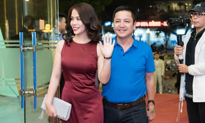 Bạn gái mới của NSƯT Chí Trung: Chí Trung và Ngọc Huyền đã ly hôn từ lâu rồi