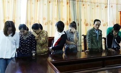 """Triệt phá đường dây lô đề """"khủng"""" ở Hà Tĩnh, giao dịch hơn 500 triệu đồng/ngày"""