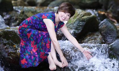 Nghệ sĩ Ngọc Huyền sống vui vẻ sau ly hôn Chí Trung