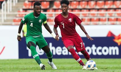 U23 Qatar đối diện nguy cơ bị loại từ vòng bảng