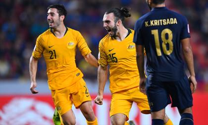 U23 Thái Lan đối diện nguy cơ bị loại từ vòng bảng sau trận thua ngược