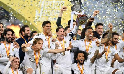 Đánh bại Atletico, Real Madrid giành Siêu cúp Tây Ban Nha