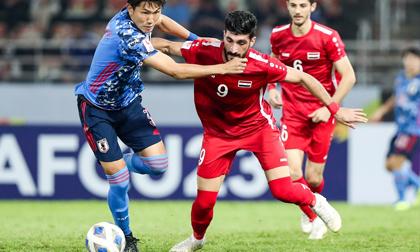 Nhật Bản bị loại khỏi giải U23 châu Á sau trận thua ngược