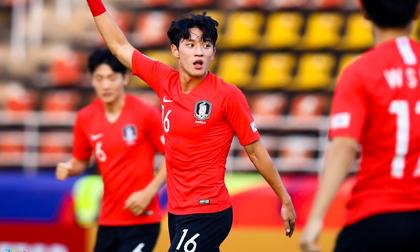 U23 Hàn Quốc trả món nợ đã vay Uzbekistan 2 năm trước