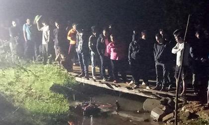 Rơi cả người và xe xuống suối, một người đàn ông tại Nghệ An tử vong thương tâm