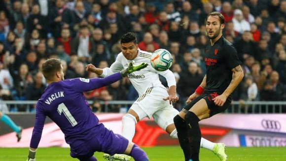 Real chiem ngoi dau La Liga sau khi thang Sevilla hinh anh 7 realsevilla.jpg