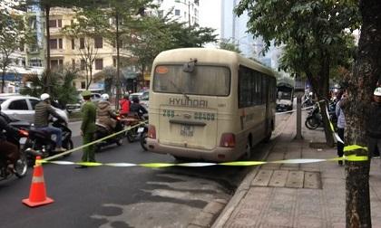 Tài xế xe khách 39 tuổi nằm gục tử vong trên vô lăng ngày cận Tết