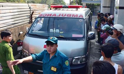 Xe máy chắn lối thoát, 5 mẹ con chết cháy trong căn nhà ở TP.HCM