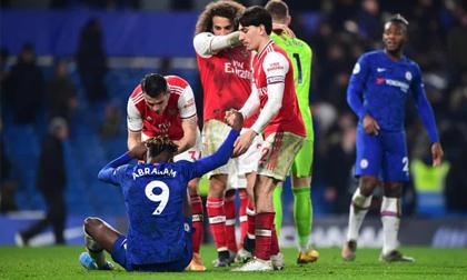 Tammy Abraham tiếc nuối vì để Arsenal cầm hòa