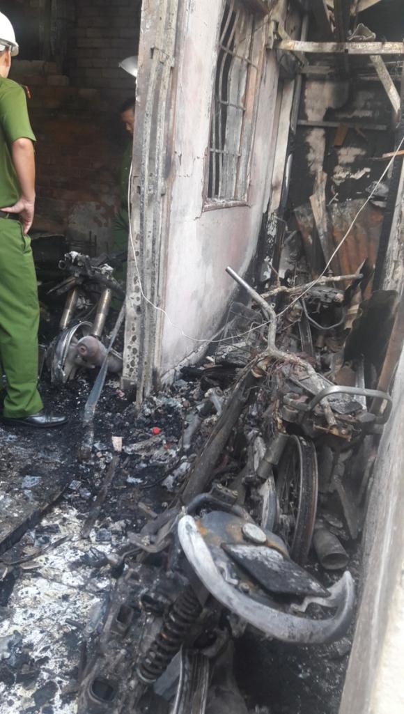 Lời khai của kẻ đốt nhà khiến 5 mẹ con chết ở Sài Gòn - Ảnh 2.