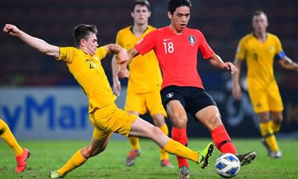 U23 Hàn Quốc vào tranh vô địch sau trận bán kết một chiều