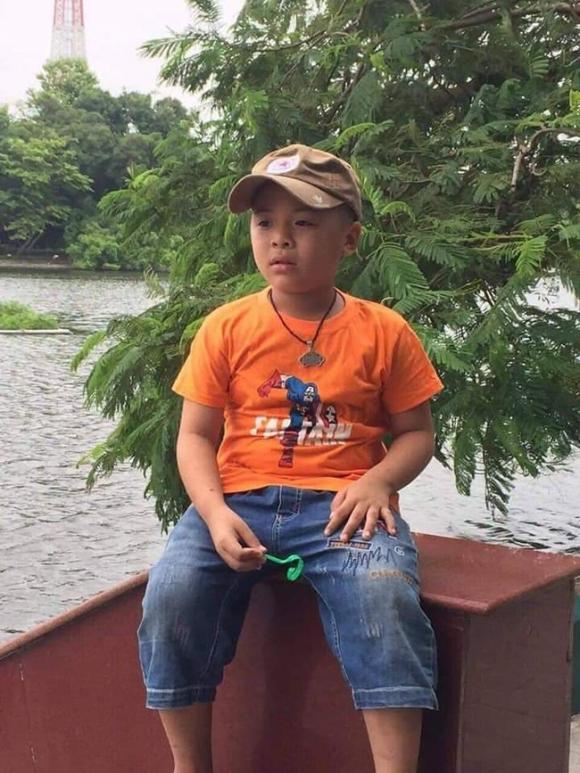 Bé trai 10 tuổi mất tích bí ẩn khi về quê ăn Tết - Ảnh 1.