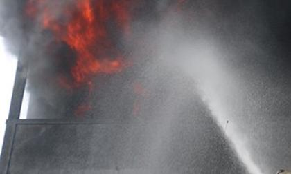 Cứu 5 người trong đám cháy rạng sáng mùng 1 Tết