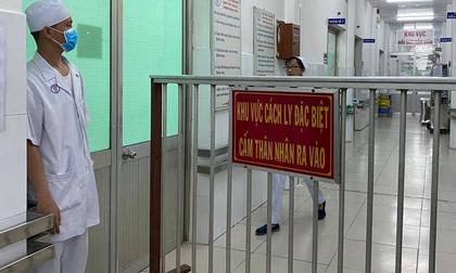 Tình hinh sức khoẻ hai bệnh nhân đang điều trị viêm đường hô hấp cấp tại BV Chợ Rẫy