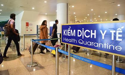 Đại dịch Corona: Việt Nam ghi nhận 63 trường hợp có triệu chứng sốt và có tiền sử đi về từ vùng dịch