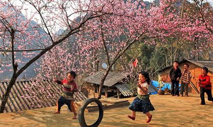 5 địa điểm du lịch mùa xuân khiến dân xê dịch cũng phải say lòng, 'đứng ngồi không yên'