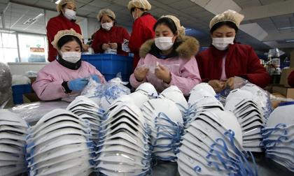 Thị trường khẩu trang 'sôi sùng sục', nhiều nước cấm xuất khẩu khẩu trang