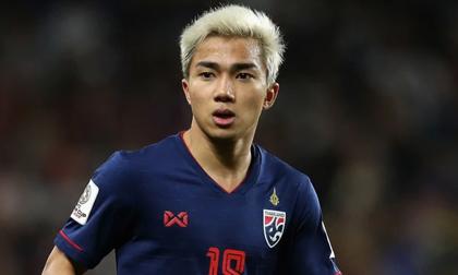 Chanathip tiếp tục lên giá, hơn cả đội hình tuyển Việt Nam cộng lại