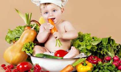 Loại rau bổ não, cực kỳ tốt cho trẻ nhỏ, càng ăn càng cao lớn thông minh