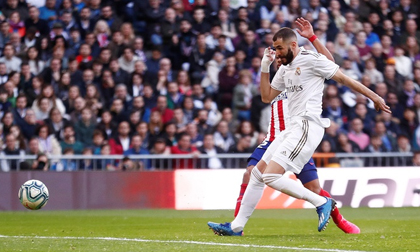 Thắng derby Madrid, Real nới khoảng cách với Barca lên 6 điểm