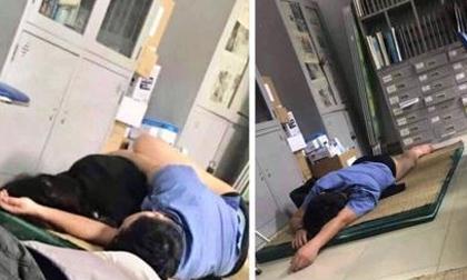 Bác sĩ ôm nữ sinh ngủ tường trình: Tỉnh dậy mới biết mình không mặc quần dài