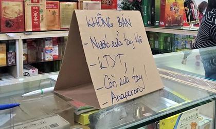 Kêu gọi không bán khẩu trang bị xử lý ra sao?