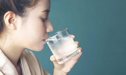 Uống nước đúng thời điểm vàng tốt như nhâm sâm có lợi cho sức khỏe