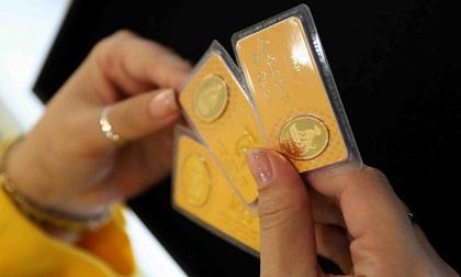 Giá vàng hôm nay 6/2: Sau đỉnh cao, giá vàng tuột dốc nhanh chóng