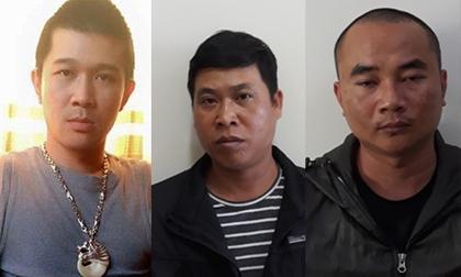 Thêm 3 đồng phạm của 'trùm' sới bạc Hùng 'sida' ra đầu thú