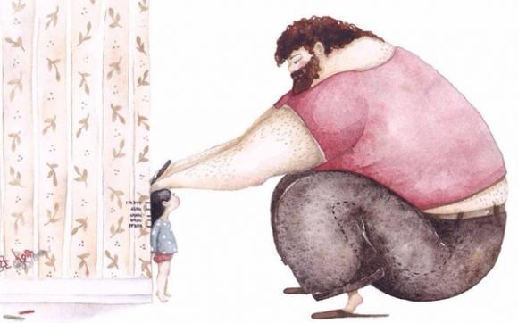 '. Lá thư cha viết gửi con gái: Trong công việc, muốn tranh đừng dùng mối quan hệ; trong tình yêu, muốn gắn bó, đừng hạn chế tự do của đối phương .'