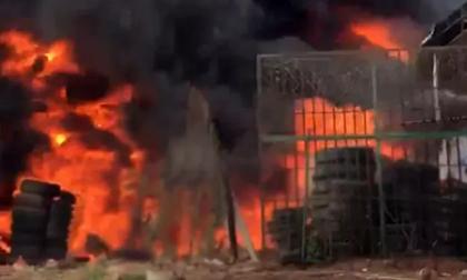 Bình Định: Bé gái 5 tuổi chết trong hỏa hoạn