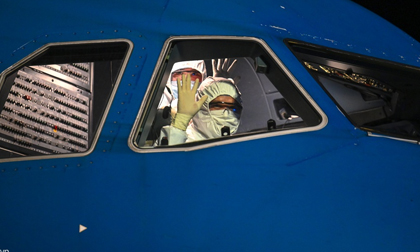 Chuyến bay đưa công dân Việt Nam trở về từ tâm dịch Vũ Hán