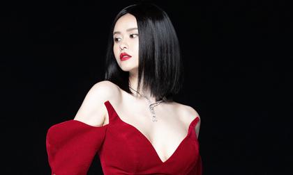 Hậu ly hôn, Trương Quỳnh Anh tích cực khoe vẻ đẹp gợi cảm và ma mị