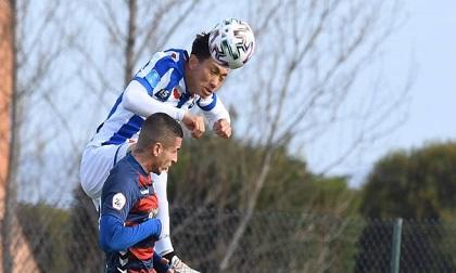 Văn Hậu đá trọn 90 phút trong trận thắng của Jong Heerenveen
