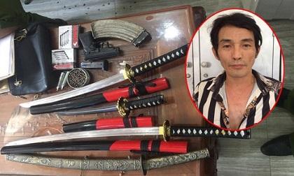 Quảng Nam: Bắm tạm giam đối tượng đánh bạc tàng trữ nhiều 'hàng nóng'