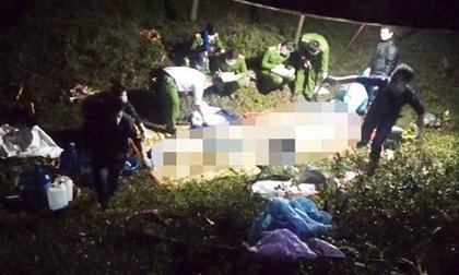 Trên đường đi chùa về, 3 người trong gia đình tử vong thương tâm sau tai nạn với xe đầu kéo
