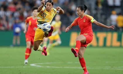 Tuyển nữ Việt Nam tranh vé tới Olympic với Australia