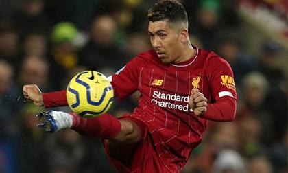 Liverpool tiến sát chức vô địch sau trận thắng thứ 17 liên tiếp