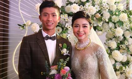 Vợ Phan Văn Đức khoe mặt con, tiết lộ giảm 10 kg sau kết hôn