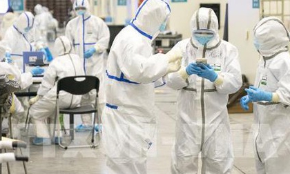 Thế giới 2122 người tử vong vì Covid- 19, Việt Nam chữa khỏi 15/16 người nhiễm