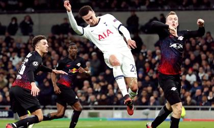 Tottenham thua trên sân nhà trong trận vắng Son Heung-min