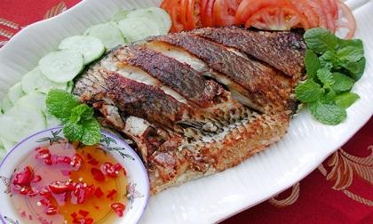 Tuyệt chiêu giúp bạn rán cá giòn tan trong miệng, cả nhà tấm tắc khen ngon