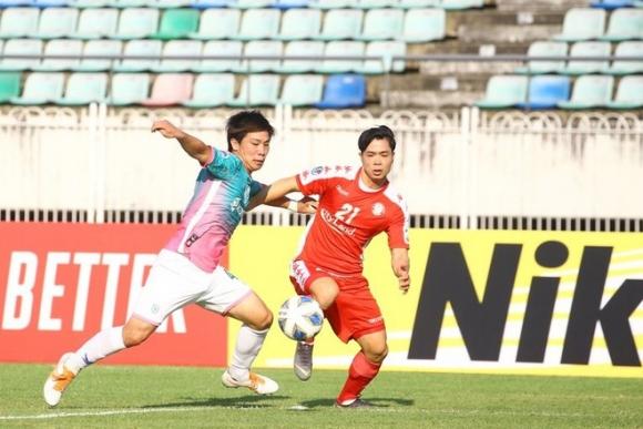 Cong Phuong vao danh sach cau thu hay nhat luot dau AFC Cup hinh anh 1 EQfWY01U8AEAtKz.jpg