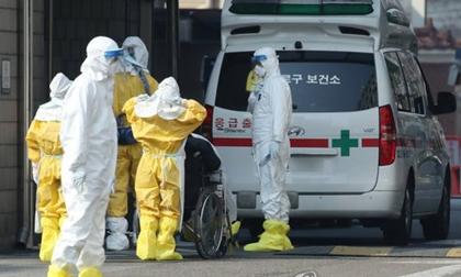 Hàn Quốc công bố thêm 142 ca nhiễm virus corona, nâng tổng số lên 346