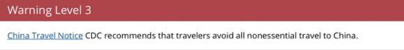 '. Giữa đại dịch virus corona, CDC Mỹ đưa Việt Nam vào danh sách có biểu hiện lây lan trong cộng đồng có nghĩa là gì? .'